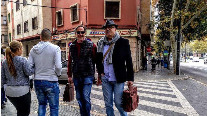 Más 'whastapps' entre policías, Penalva y Subirán: 'No hay causa, todo son rumores'