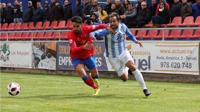 Reparto de puntos en el duelo entre el Atlético Baleares y el CD Teruel