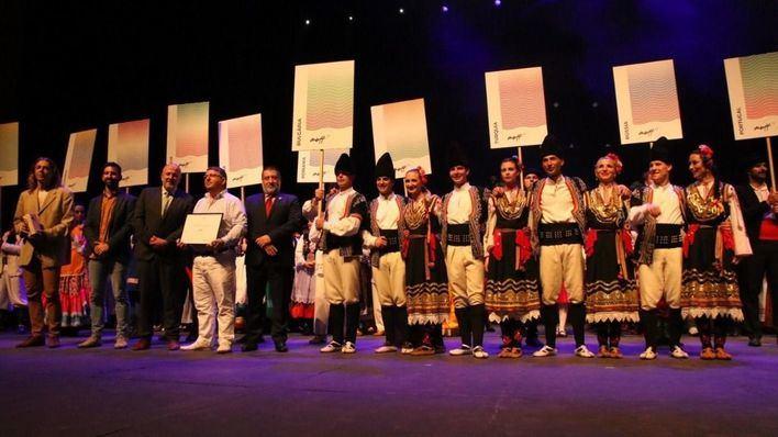 Bulgaria se lleva el primer premio del Mallorca World Folk Festival