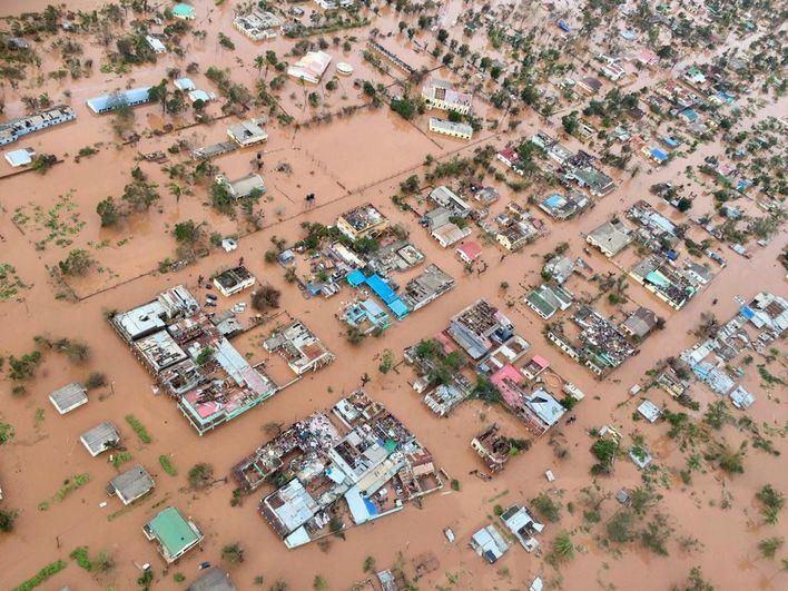 """El ciclón """"Idai"""" deja 847 muertos en Mozambique, Zimbaue y Malaui"""