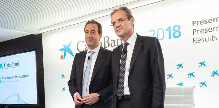 La contribución de CaixaBank a la economía española alcanza los 9.122 millones en 2018