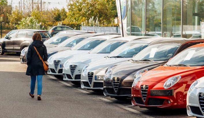 En marzo se vendieron en Baleares 6.185 vehículos de ocasión