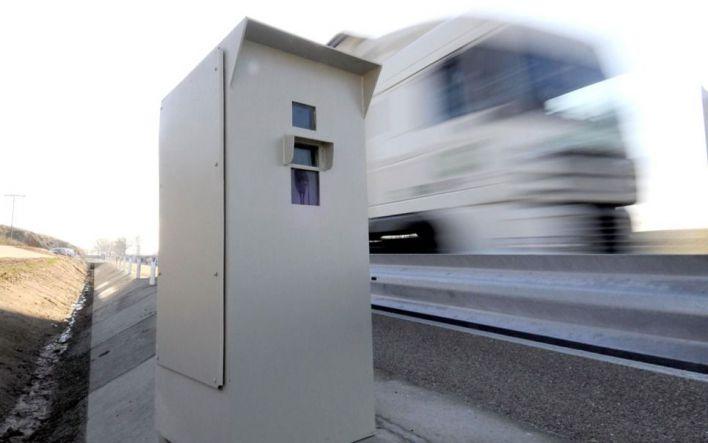 Los radares de la autopista de Andratx y del aeropuerto son de los que más multan de España