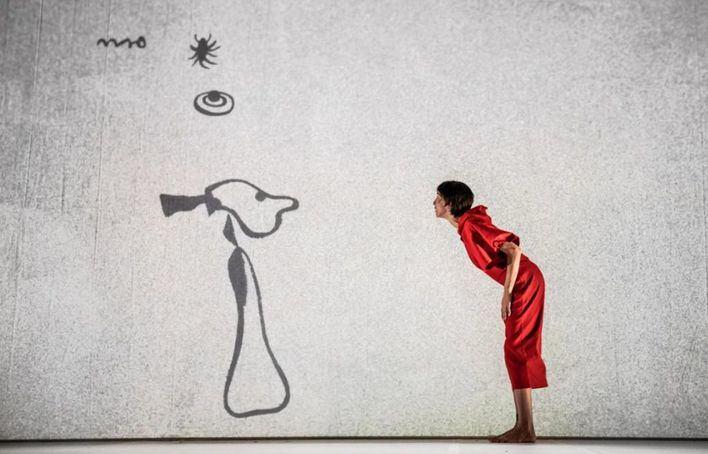El arte de Joan Miró cobra vida en Palma gracias a la danza contemporánea