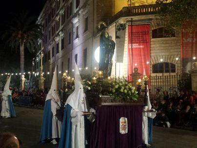 El relevo al frente de la asociación de cofradías marca la Semana Santa de Palma