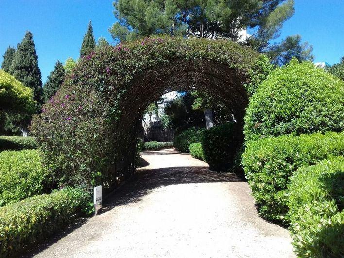 Los jardines de Marivent, cerrados al público hasta el 24 de abril