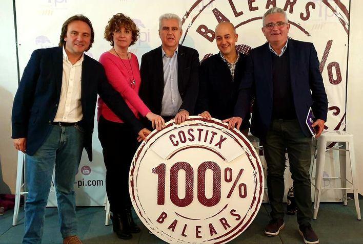Antoni Salas repetirá como candidato de El Pi a la alcaldía de Costitx