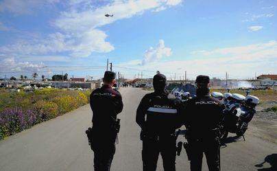 Seis detenidos del Clan de la Sole en una operación en Son Banya