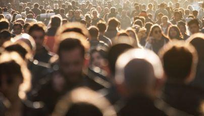 La población de Baleares crece el triple que la media española