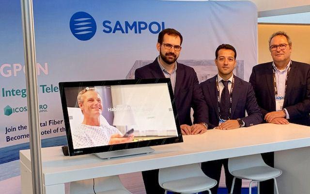 Grupo Sampol participa en feria de tecnología hotelera HITEC 2019