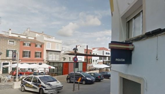 Detenidos por robar una caja fuerte con droga en Mahón