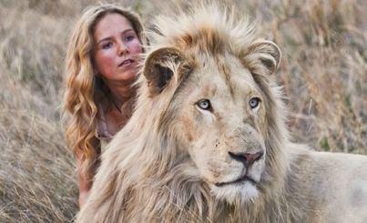 'Mia y el león blanco' llega este viernes a las carteleras