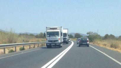 El Consell de Mallorca analiza la contaminación acústica en 400 kilómetros de carreteras