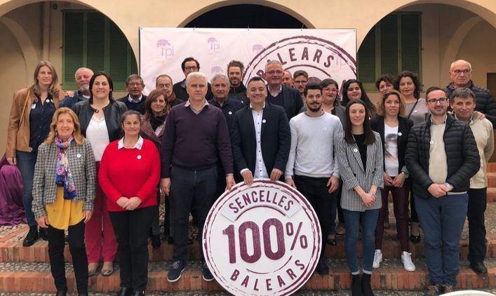 Joan Carles Verd repite como cabeza de lista de El Pi en Sencelles