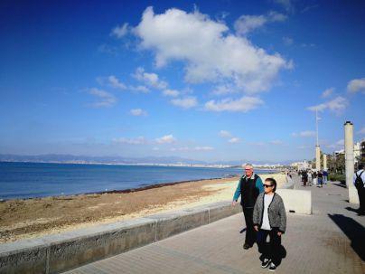 Cielo despejado y máximas de 19 grados este fin de semana en Mallorca