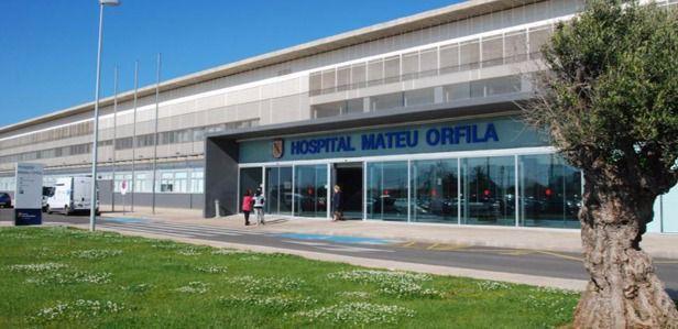 Atropellan en Ciutadella a un joven que estaba insconsciente en la carretera