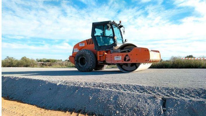 El Consell niega las acusaciones de usar materiales tóxicos en la autopista Llucmajor-Campos