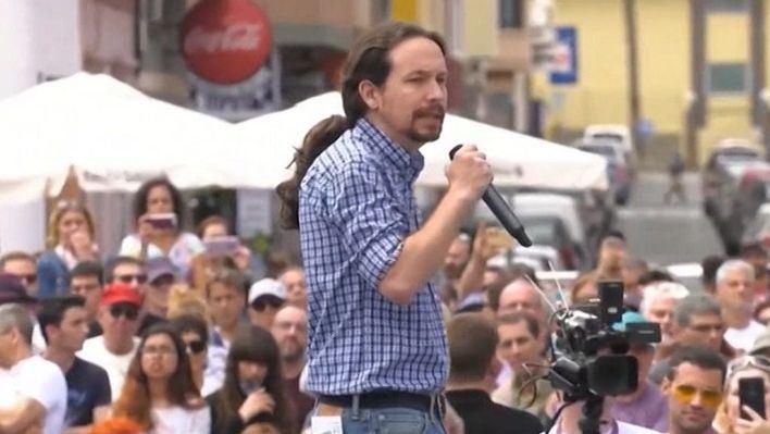Iglesias: 'Traicionar a la pátria es privatizar la riqueza pública'
