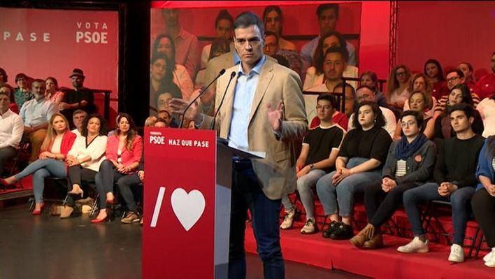 Sánchez blindará el carácter público de las pensiones vía reforma constitucional