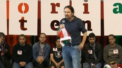 Iglesias advierte sobre un posible gobierno Rivera-Sánchez