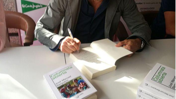 Una veintena de escritores firmarán libros en El Corte Inglés por Sant Jordi