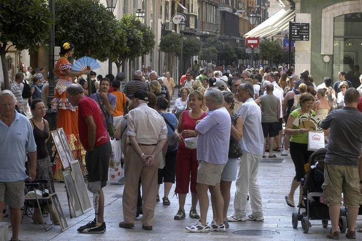 Turismo cifra en el 82 por ciento la ocupación en Semana Santa en Baleares