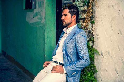 David Bisbal actuará en agosto en Calvià