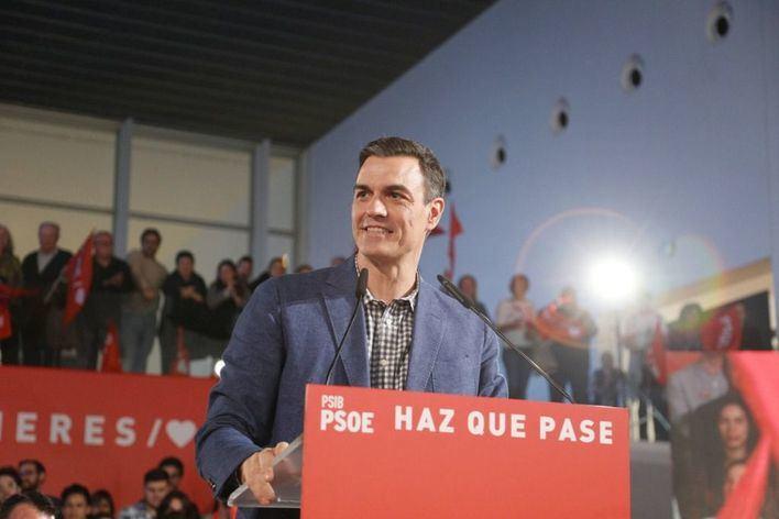 Pedro Sánchez promete aprobar el REB fiscal con 'una mayoría más amplia'