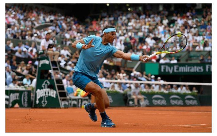 Nadal no da opción a Dimitrov y se cita con Pella en cuartos en el torneo de Montecarlo