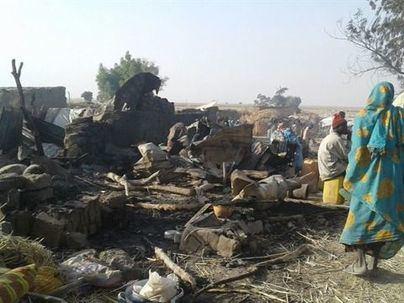 Estado Islámico asegura haber matado a 69 soldados en ataques en Nigeria