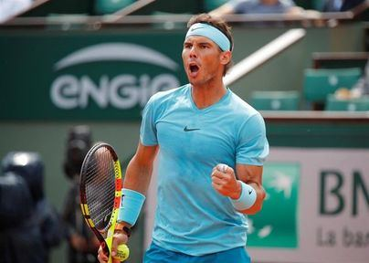 Nadal se rehace ante Pella y accede a las semifinales