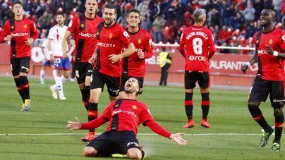 El Mallorca suma y sigue