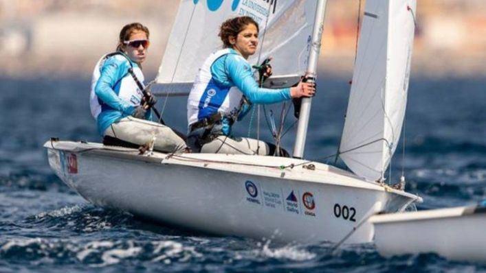 Silvia Mas y Patricia Cantero finalizan cuartas en 470 en la Hempel World Cup Series