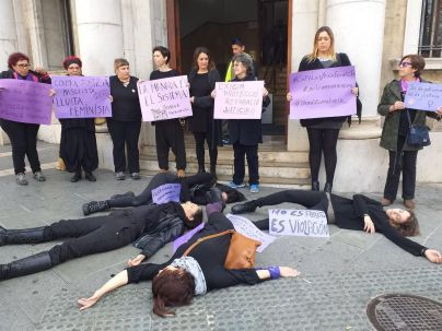 Moviment Feminista de Mallorca pide el voto para la izquierda
