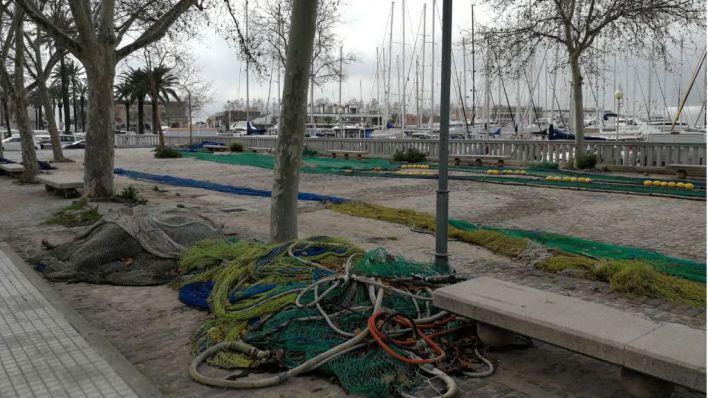 Los pescadores baleares piden acabar con la