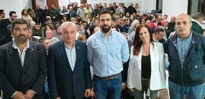 Vox presenta a Simó Salvá como candidato de Ses Salines