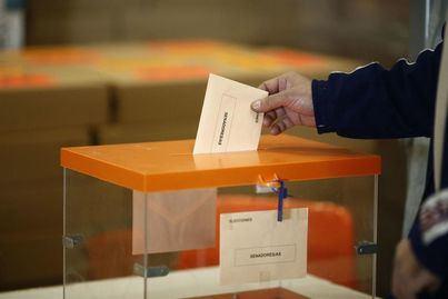 Se amplía hasta el jueves 25 el plazo para votar por correo