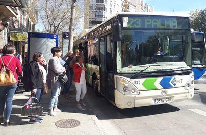 La EMT gana 600.000 pasajeros en el primer trimestre de 2019