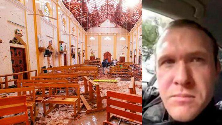 Los atentados en Sri Lanka,