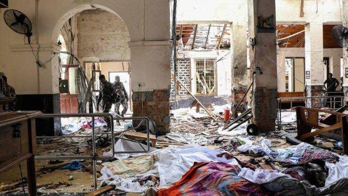60 detenidos por los atentados de Sri Lanka