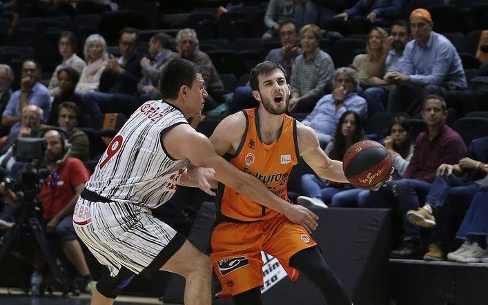 El mallorquín Sergi García jugará cedido en el BAXI Manresa
