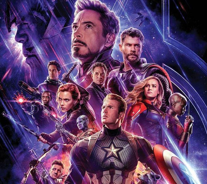 Llega a los cines 'Vengadores: Endgame'