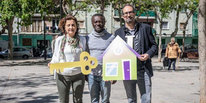 Balboa: 'Los fondos buitre deben dejar de tener barra libre en la adquisición de viviendas'