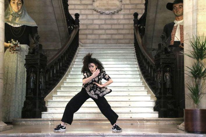 PalmaDansa inicia su andadura con 19 espectáculos en diferentes barrios de la ciudad