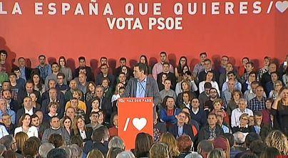Sánchez: 'Me siento orgulloso de ser español'