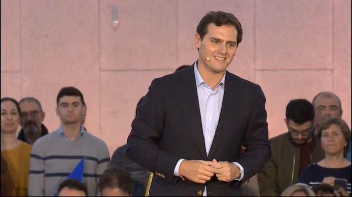 Rivera asegura que Cs ha ganado votos en los debates