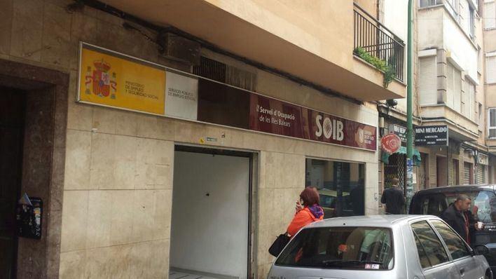 El paro aumenta un 3 por ciento en Baleares