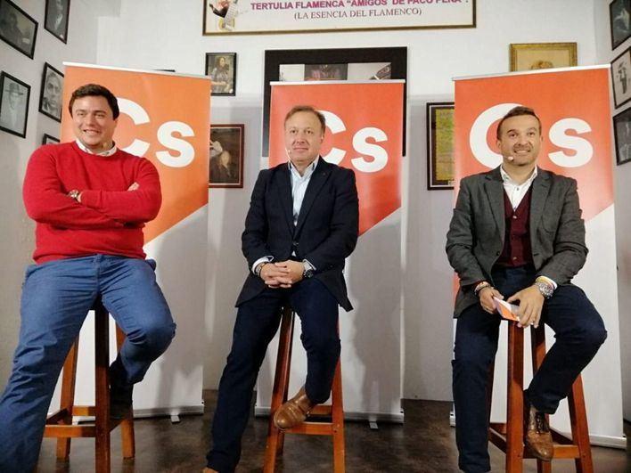 """Joan Mesquida: """"Si Rivera es presidente, la equiparación salarial se va a conseguir"""""""