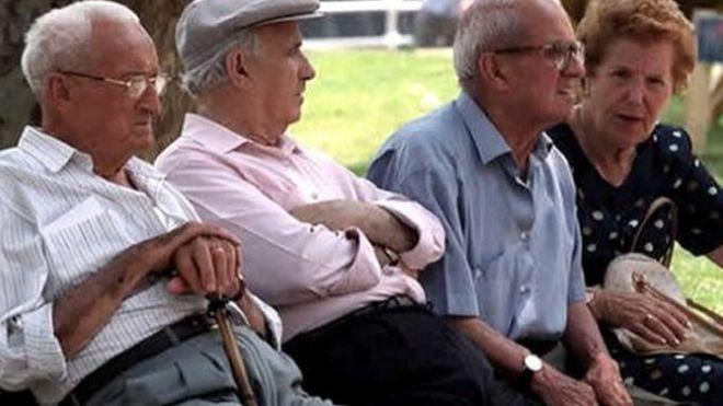 Las pensiones de Baleares se sitúan en 913 euros, 74 menos que la media nacional