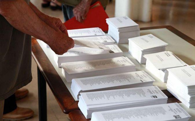 Correos admite en un día 250.000 votos para las elecciones